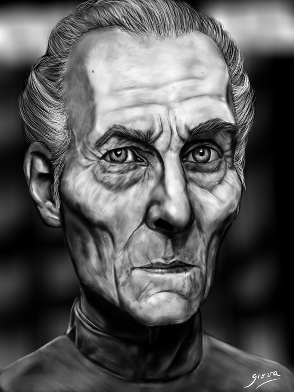 Grand Moff Tarkin by Giova