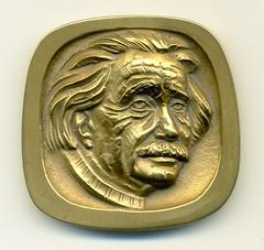 Einstein Brz Obv