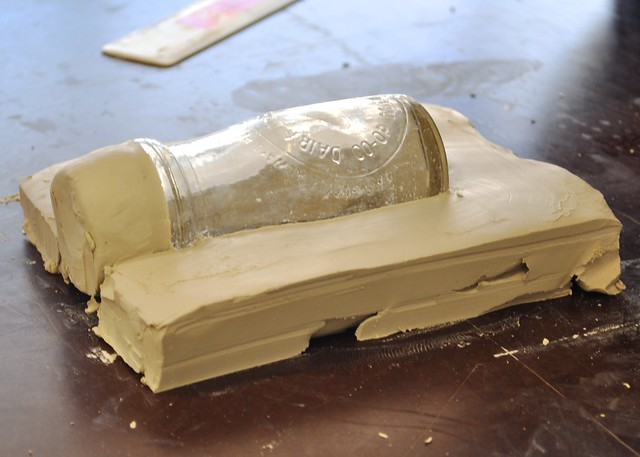 ceramic mold making