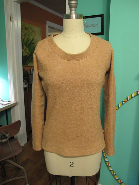 Wool SJ Sweater