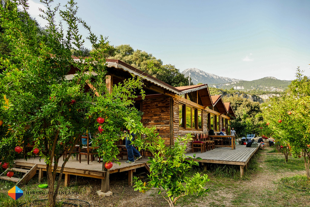 Kezban Camping, Main House