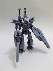 Lego Macross Quarter