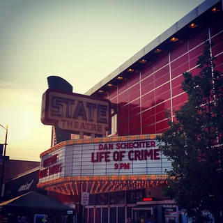 State theater in Traverse City