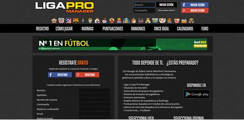 AionSur 15650089085_7139e5f3d6_d LigaPro manager, alternativa arahalense al popular juego 'Comunio' Deportes Fútbol Sociedad