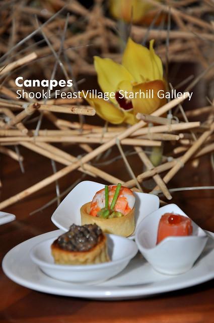 Shook! Starhill Gallery