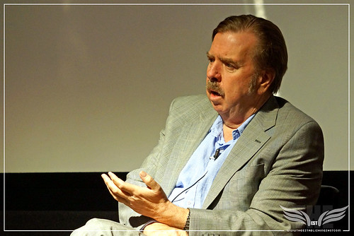 The Establishing Shot: TIMOTHY SPALL TALKS MR. TURNER