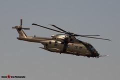 ZJ122 F - 50113 RAF06 - Royal Air Force - EHI EH-101 Merlin HC3 MK411- Fairford RIAT 2006 - Steven Gray - CRW_0668