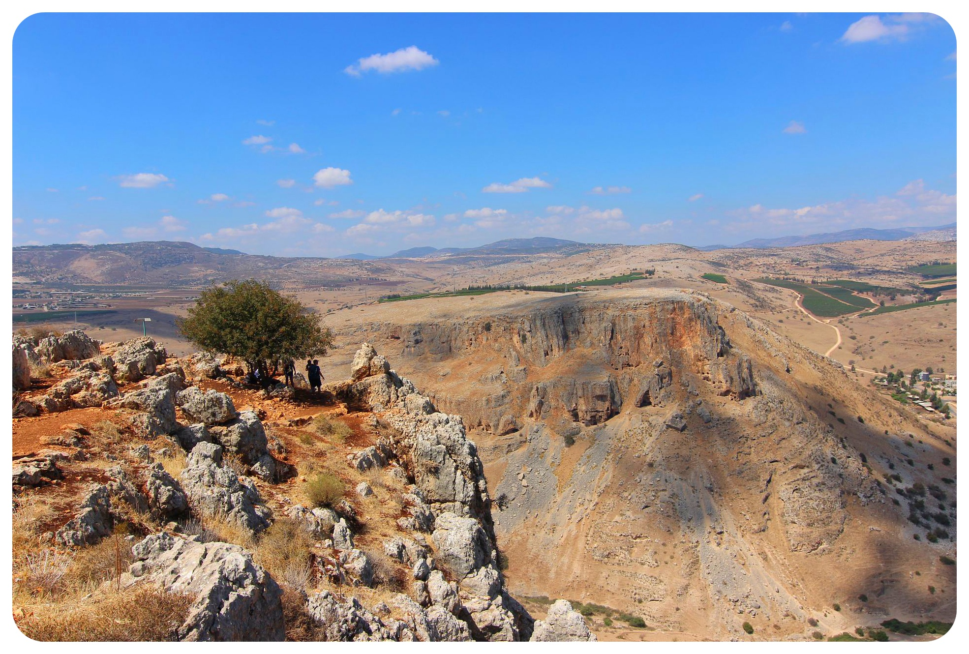 mount arbel mountaintop