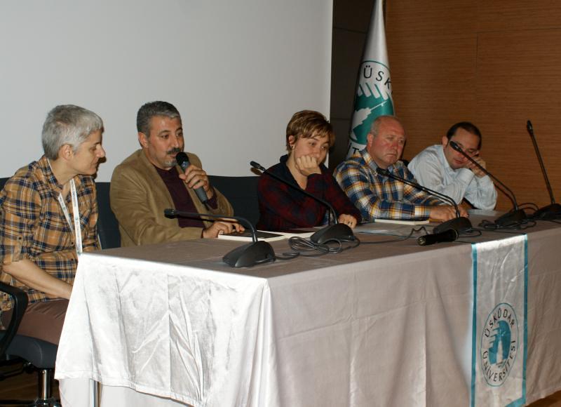 Soma'nın tanıkları Üsküdar Üniversitesi'nde o anları anlattı… 2