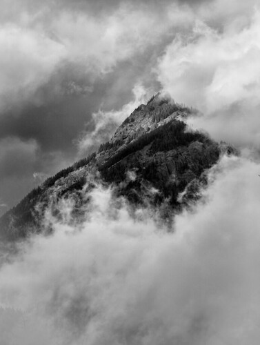 sky bw mountains clouds flickr poetry mountrainier gettyimage packwoodwa cyrusmafi
