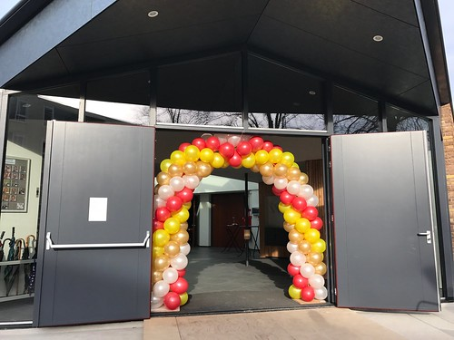 Ballonboog 6m Cvk Hervormde Gemeente Alblasserdam