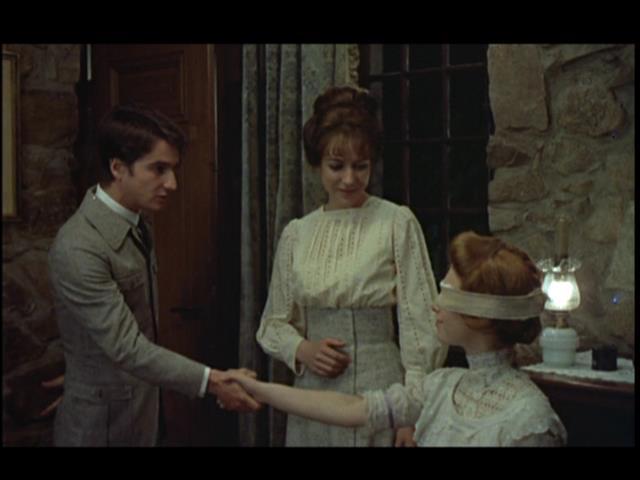 フランソワ・トリュフォー『恋のエチュード』(Francois Roland Truffaut, Les Deux anglaises et le continent) (c) 1971 Les Films du Carrosse