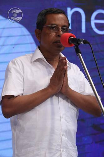 Krishnamurthy from Chennai, Tamil Nadu, expresses his views