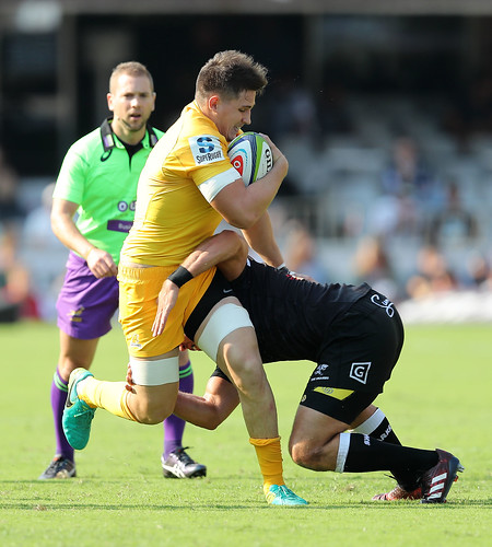 The Cell C Sharks and the Jaguares Super Rugby