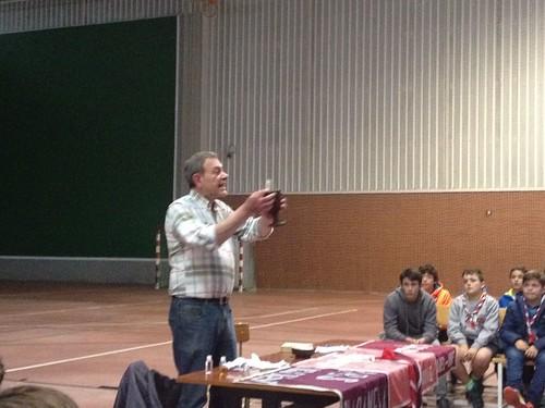 Homenaje a Juan - Gorfoli 2016