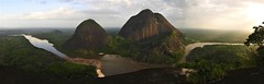 Cerros Mono y Pajarito