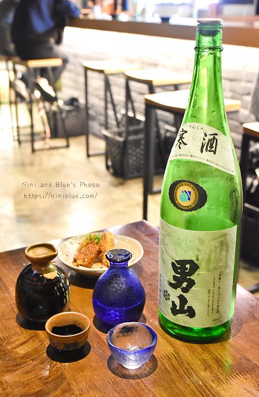 將軍府台中日式料理居酒屋啤酒餐廳07