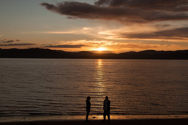 Sunset Lough Swilly (Explored)