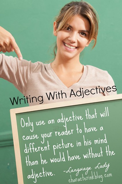 [Video] Writing With Adjectives