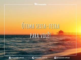 Frases Para Sexta Feira Paulohenrique72 Flickr