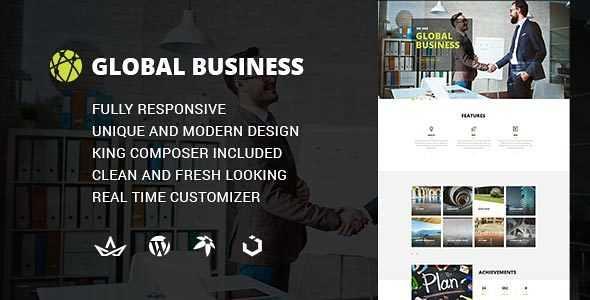 GB WordPress Theme free download