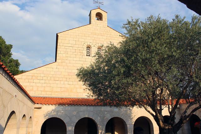 Brotvermehrungskirche (Tabgha)