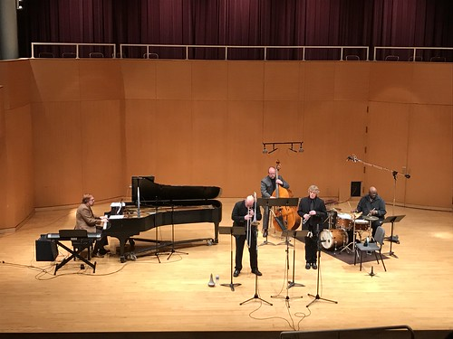 CSU Faculty Jazz Quintet (3/27/17)