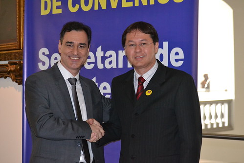 SELJ é beneficiada entre 82 convênios assinados pelo governador Geraldo Alckmin
