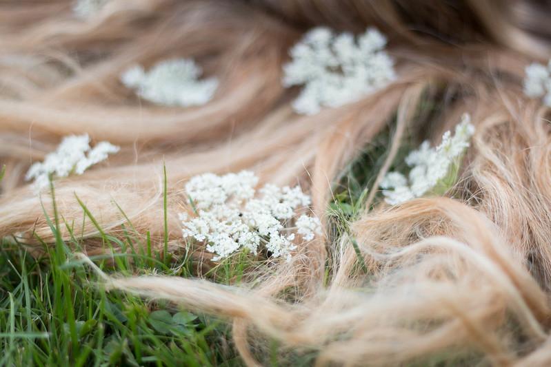Flowers in Your Hair on juliettelaura.blogspot.com