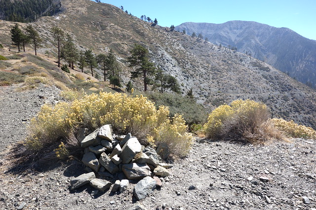 Fish Fork Trail, Pine Mountain Ridge, San Gabriels