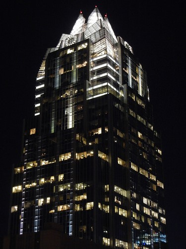 DSCN0943 - Frost Bank Tower, Austin, Texas