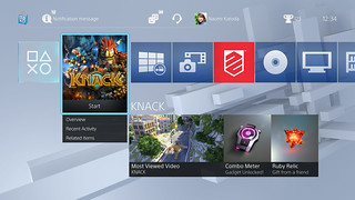 PS4 Theme: Rectangle (Bottom)