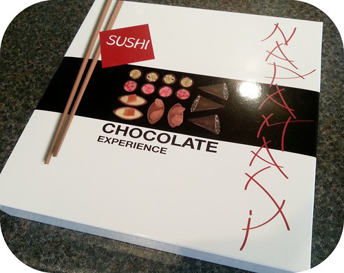 Visiblia Chocolate Sushi Experience