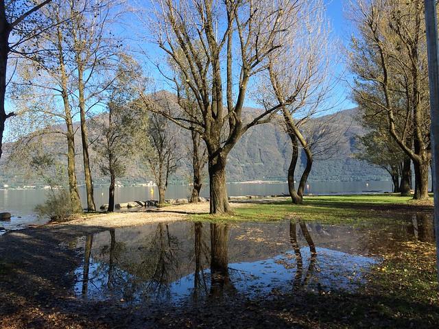 Cannobio, il lago incontra il parco