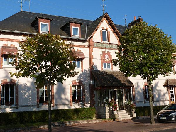 l'hôtel tatin