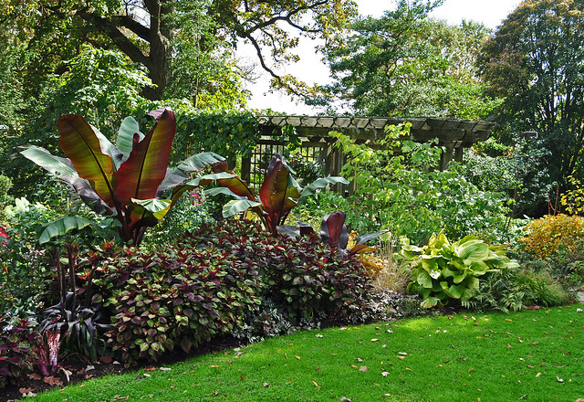 Scott Arboretum Entrance Garden (1)