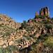 Arizona 2014 - Mountains on I-60 01