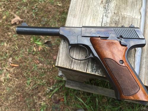 Colt .22 Huntsman