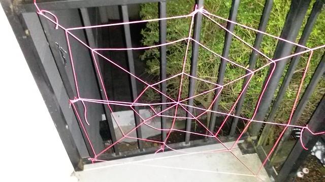 Creppy web