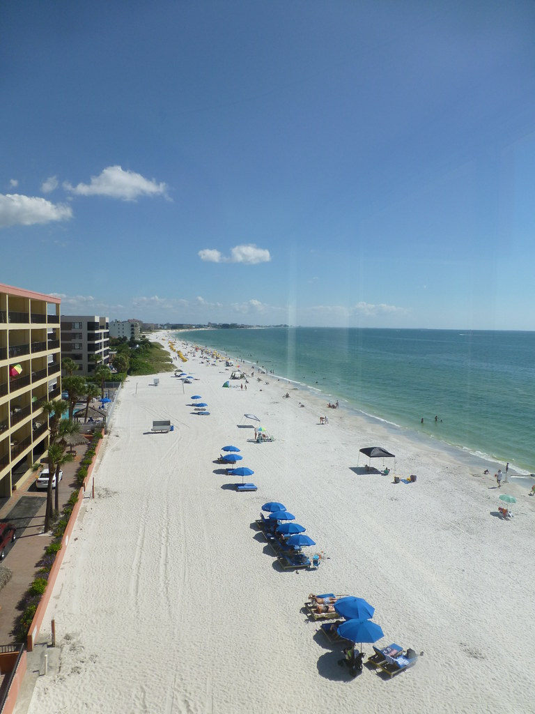 The Tides Beach Club Indian Shores Florida