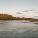 Smoky River Dusk Tranquility
