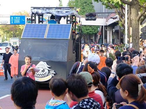 Kawasaki Halloween parade 2014 106