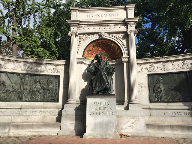 Doctor Samuel Hahnemann Memorial
