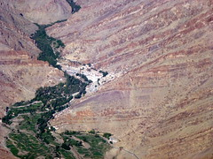 Hemis Monastery from above