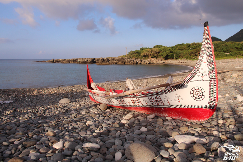 蘭嶼拼板舟_Lanyu Carving Boat41