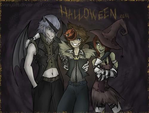 Fan Art - This is Halloween!; Artist - VanyCat