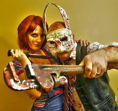 Rabbit Splicer + Wife Chucky = Carnage!