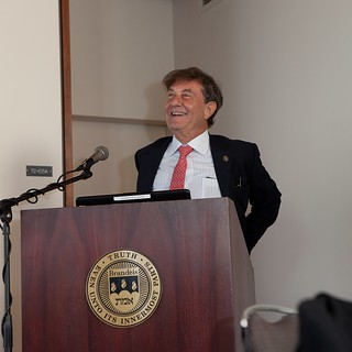 Alan Hassenfeld: Chairman, Executive Committee, Hasbro Inc; Co-Chair, Brandeis IBS Board of Overseers; and founding donor of the new Hassenfeld Family Innovation Center