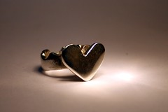 Donna  Morgan - Heart Ring