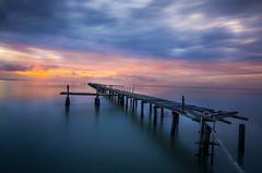 Sunrise Teluk Tempoyak
